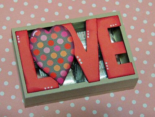 Nugget LOVE Slider Box