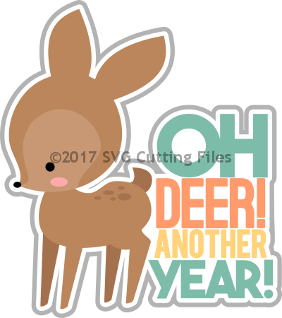 Oh Deer Another Year