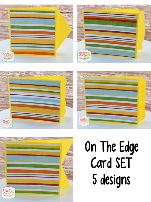 On The Edge Card SET