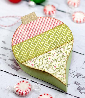 Ornament Shaped Box