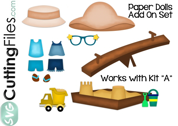 Paper Dolls Sandbox Add On