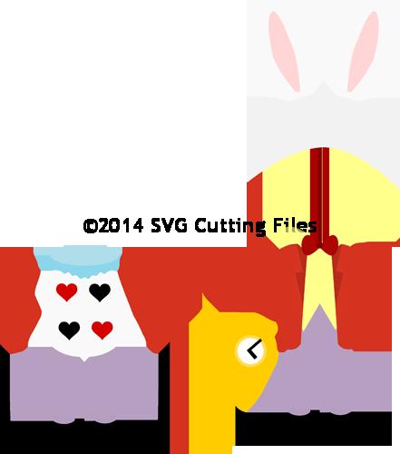 Paper Dolls White Rabbit Add On