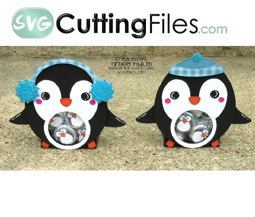 Penguin Treat Open Box