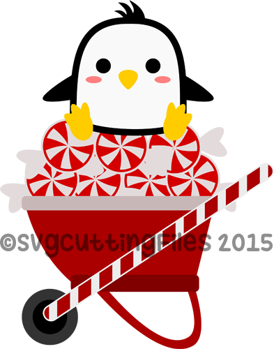 Penguin Peppermint Barrow