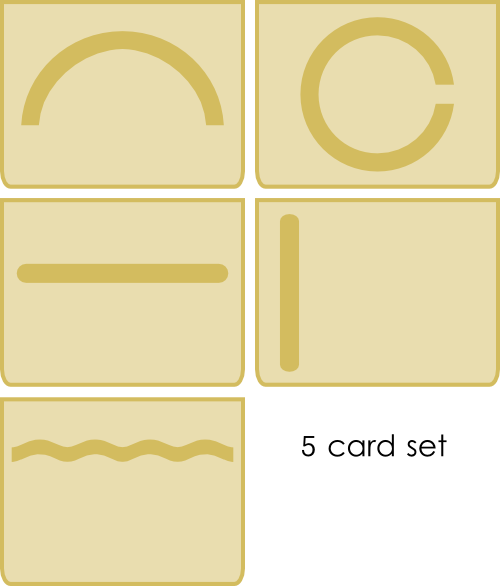 Penny Card Slide Bases