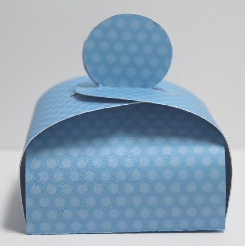 Petal Box ROUND