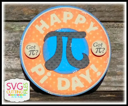 Pi Day Card Kit