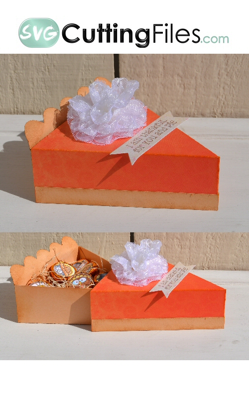 Pie Drawer Box