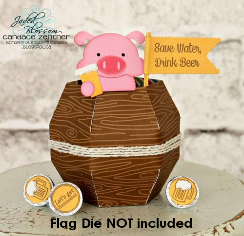 Pig In a Barrel