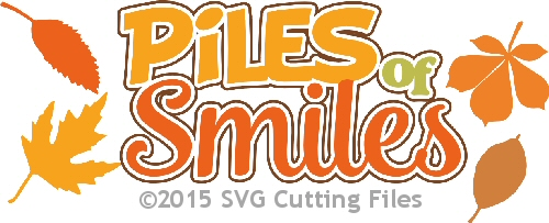 Piles of Smiles