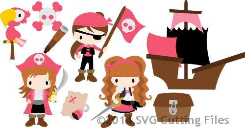 Pirates Life - GIRLS