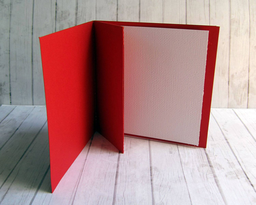 Pop Up Simple Gift Card Holder
