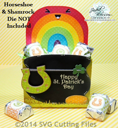 Pot of Gold Rainbow Box