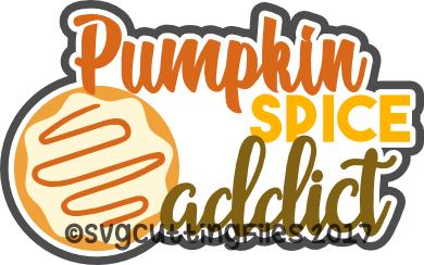 Pumpkin Spice Addict