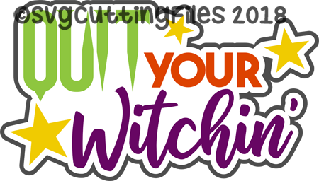 Quit your Witching