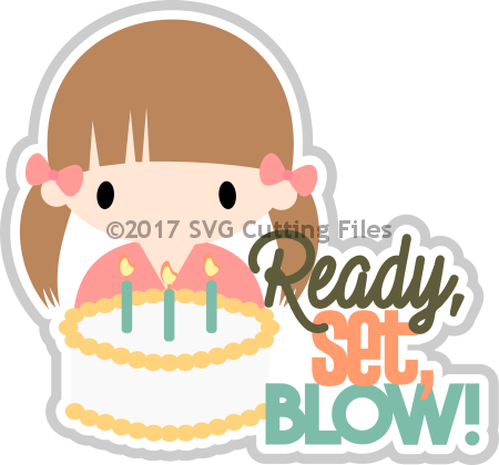 Ready Set Blow (Girl)