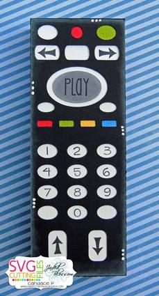 Remote Control Nugget Box