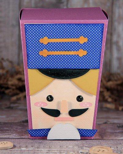 Nutcracker Reverse Trapezoid Box