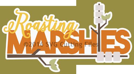 Roasting Marshies