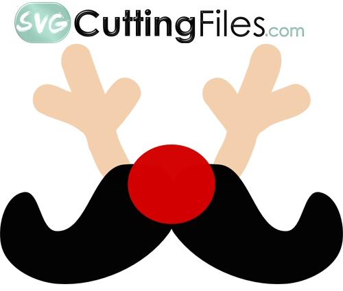 Rudolph Mustache