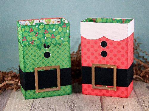 Santa & Elf Boxes