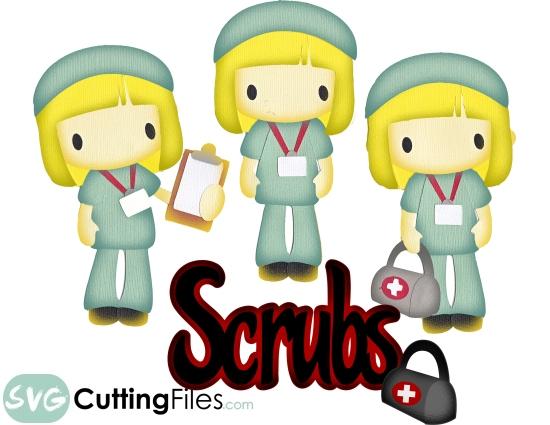 Scrubs Jane