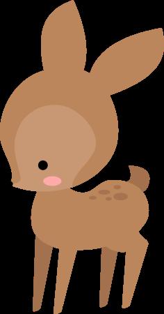 Simple Baby Deer