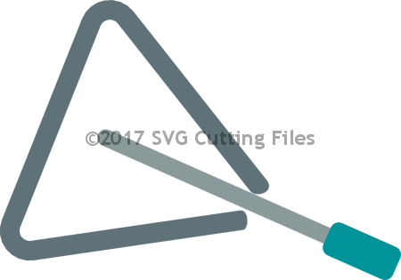 Simple Musical Triangle