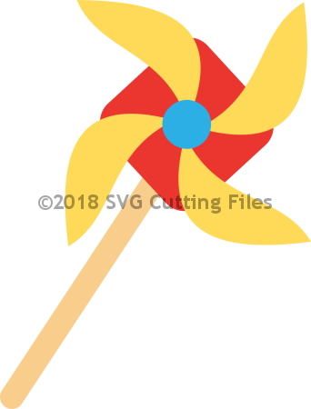 Simple Pinwheel