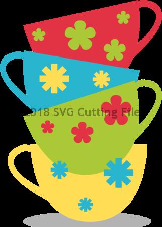 Simple Teacups