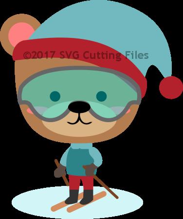 Ski Bear