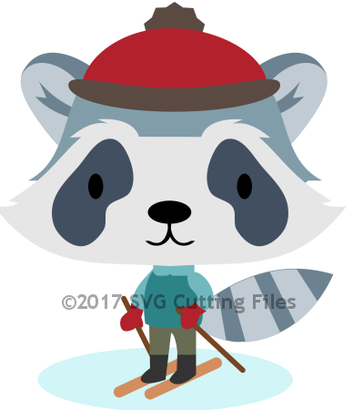 Ski Raccoon