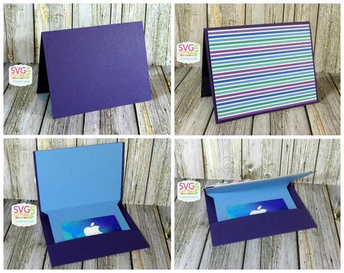 Gift Card Slider Base Card