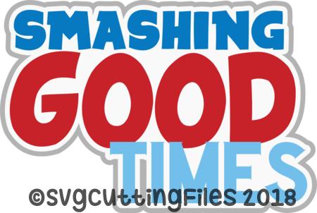 Smashing Good Times