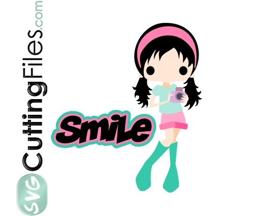 Smile, Camera Girl