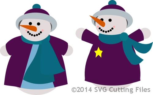 Snowgirl Duo