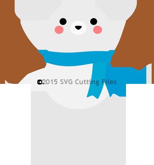 Snowman Polar Bear