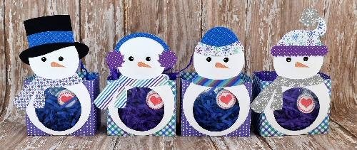 Snowmen Belly Box Set