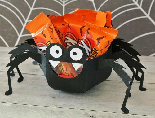 Spider Bowl Box