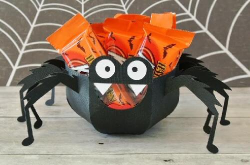 Spider Bowl Box