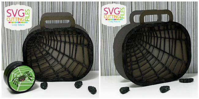 Spiderweb Purse Type Box