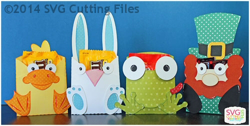 SPRING Fun Size Pocket Holders