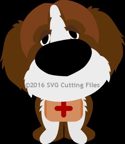 St Bernard Pup