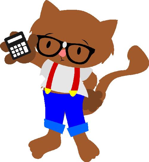 Steve the Nerdy Cat
