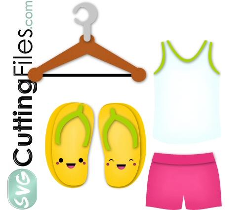 Summer Kawaii Clothing