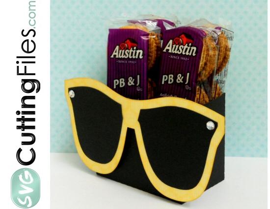 Sun Glasses Box