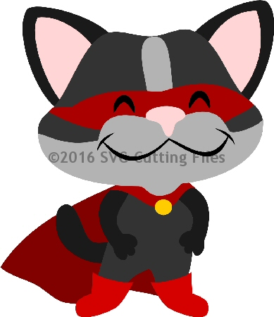 Super Pebbles Kitty