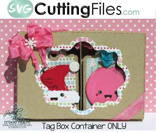 Tag Box Holder