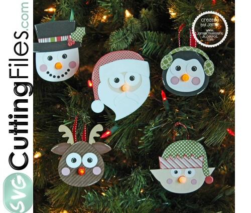 Christmas Tea Light Covers