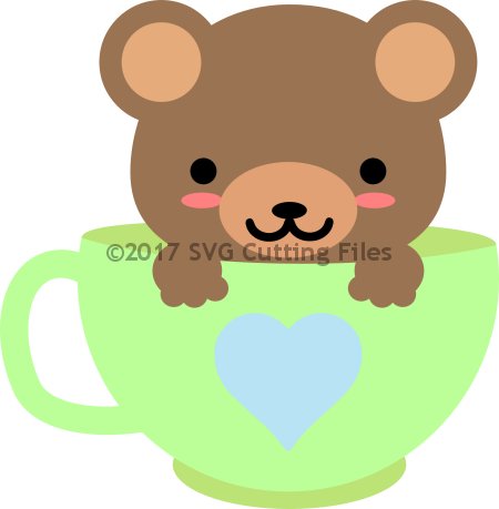 Teacup Bear